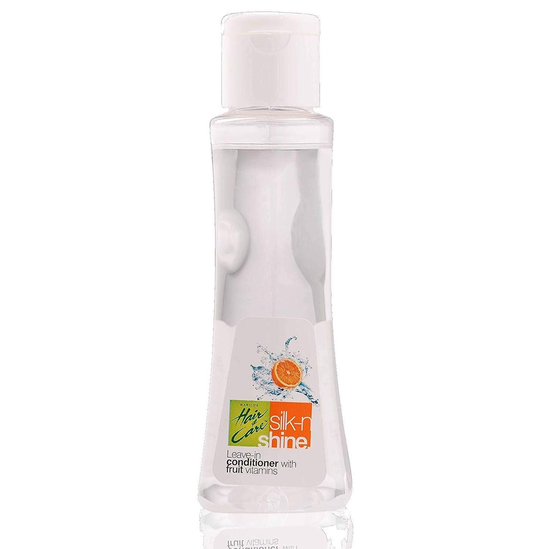 マネージャー織る倒錯Hair & Care Silk n Shine Hair Serum, 100 ml