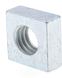 Zinc Plated Steel Prime-Line 9078524 Axle Hat Push Nuts 3//8 in. 10-Pack