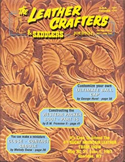 The Leather Crafters & Saddlers Journal (Volume 7, No.3)