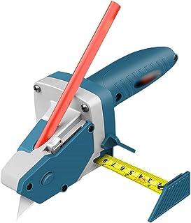 Riiai Drywall Cutting Artifact Tool Drywall Taping Tools Gypsum Board Cutting Tool Plasterboard Quick Cutter Drywall Board...