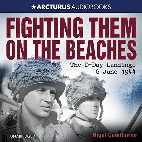 Fighting Them on the Beaches cover art