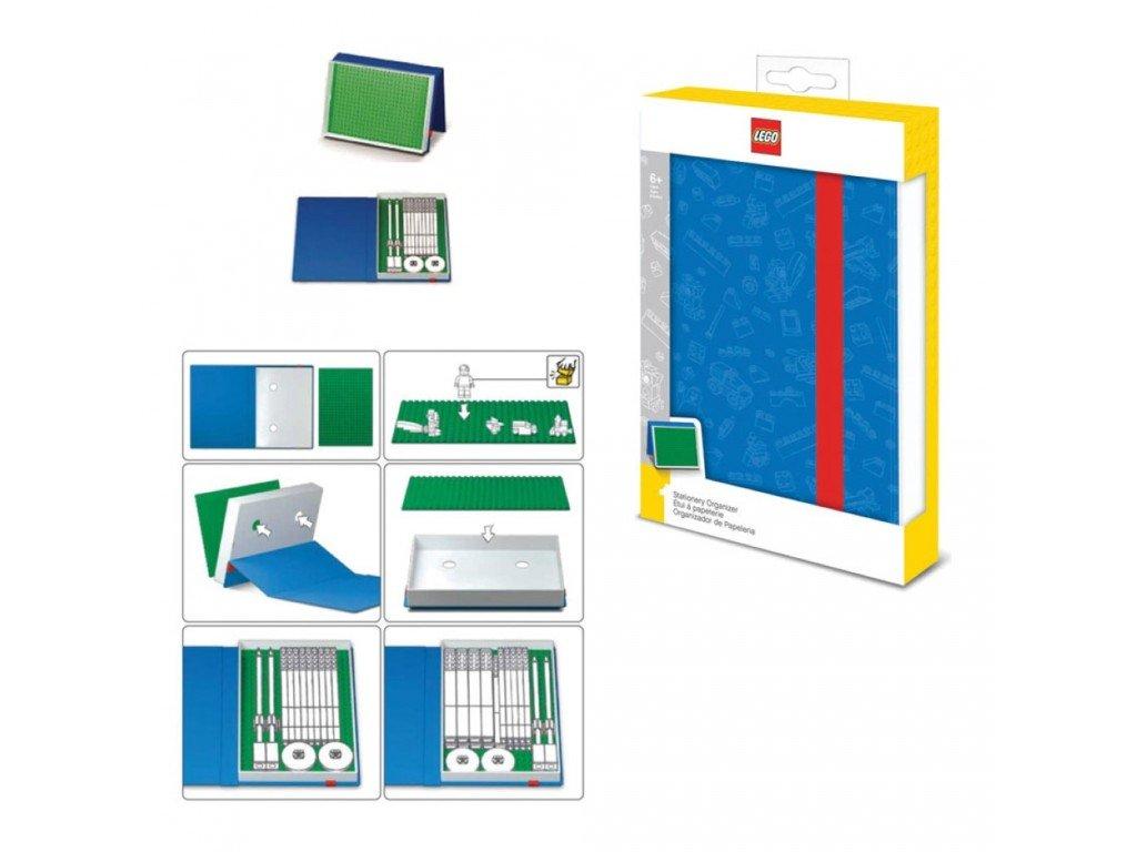LEGO Escuela Estuche multifunción vacío: Amazon.es: Oficina y papelería