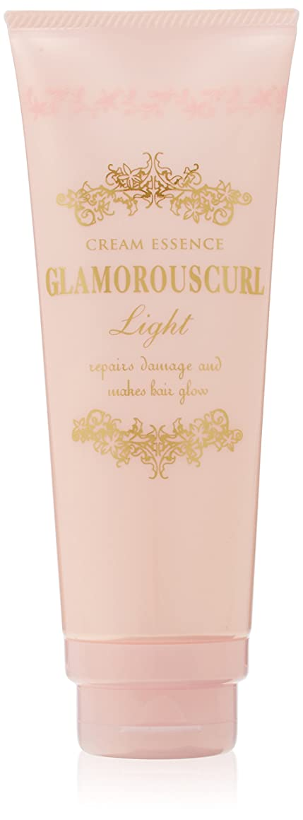 インスタンスビュッフェあいまいさGLRAMOROUSCURL(グラマラスカール) 中野製薬 グラマラスカールN クリームエッセンス ライト 100g