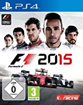 F1 2015 by Codemasters - PlayStation 4
