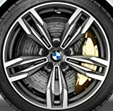 EuroActive BMW F12 F13 F06 M6 OEM Genuine Style 433 20' M Double Spoke Wheels Gloss Turned