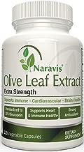 Naravis Olive Leaf Extract – 750mg – 120 Veggie Capsules – 20%..