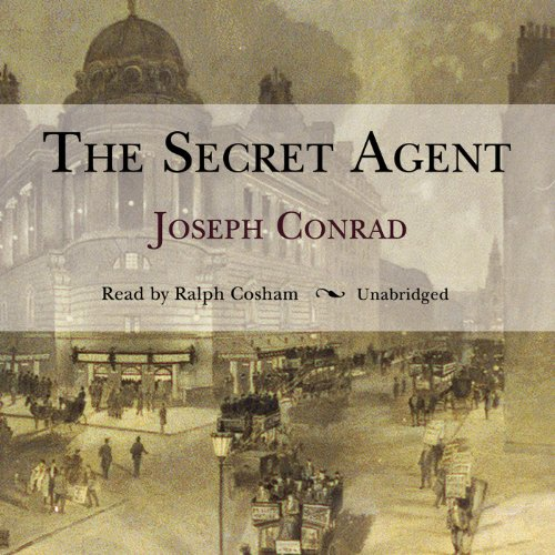 The Secret Agent copertina