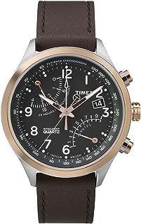 Intelligent Quartz Watch TW2P73400 - Leather Gents Quartz Chronograph