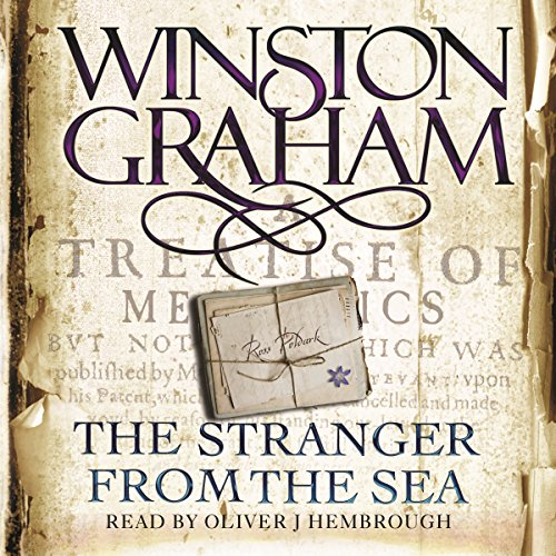 The Stranger from the Sea cover art