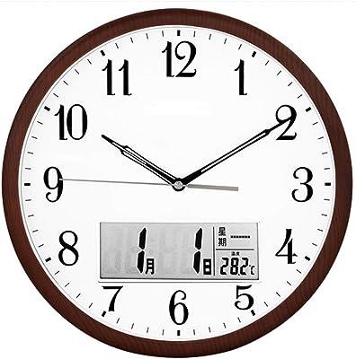Sucastle Wall clock fashion creative 33 33.5 4.7 (CM) ZXSJ