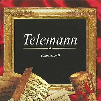 Telemann, Conciertos II