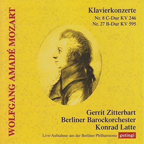 Piano Concerto No. 27 in B-Flat Major, K. 595: III. Allegro (Live Version)