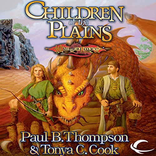 Children of the Plains audiobook cover art