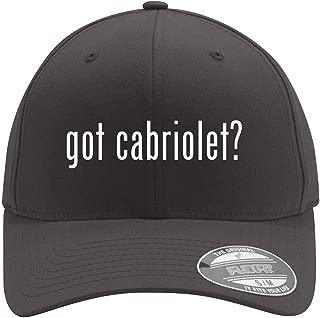 got cabriolet? - Adult Men's Flexfit Baseball Hat Cap