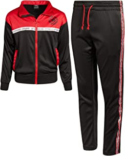 Mad Game Little Boys 2-Piece Performance Tracksuit Set