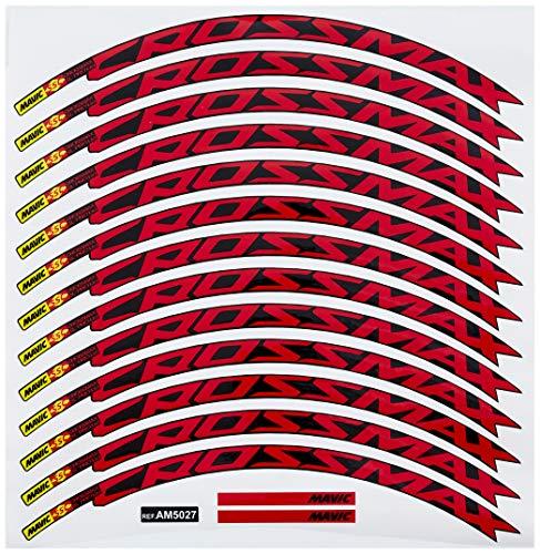 Ecoshirt JY-GBK5-EOVA Stickers Jante Rim Mavic Crossmax SL Pro 27,5\