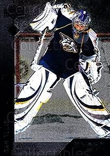 (CI) Dan Ellis Hockey Card 2009-10 Black Diamond (base) 58 Dan Ellis