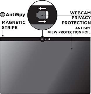 """AntiSpy Privacy Screen incl. Camera Cover for MacBook Air 13""""   Magnetic Privacy Filter   only for 2018 Model   Apple MacB..."""