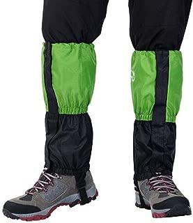 3CERA 1 Pair Wind Tour 45cm Waterproof Snow Leg Legging Boot Gaiters Trouser Cover