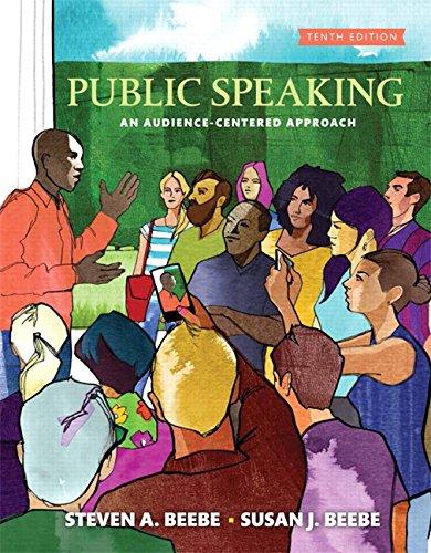 Public Speaking (10th Edition)