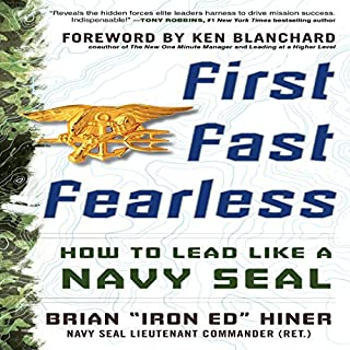 First, Fast, Fearless cover art
