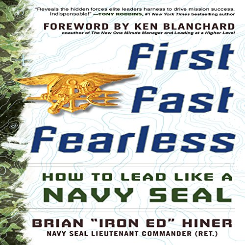 First, Fast, Fearless audiobook cover art