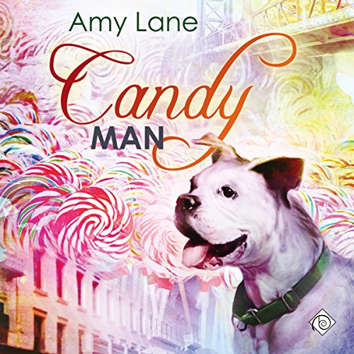 Candy Man audiobook cover art