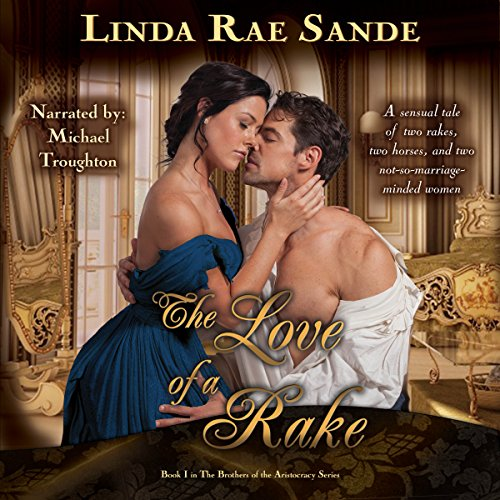 Couverture de The Love of a Rake