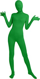 Shiningstar Girls' Women's Well-fit Unitard Spandex Full Body Zentai Costume Bodysuit
