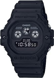 Black Plastic Watch-DW-5900BB-1ER