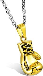Amazon.es: colgantes hombre oro