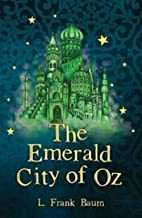 The Emerald City of Oz Illustrated