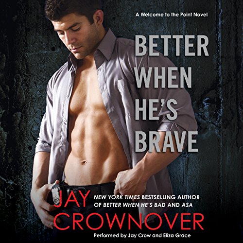 Better When He's Brave audiobook cover art