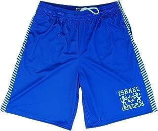 Israel Lacrosse Shorts