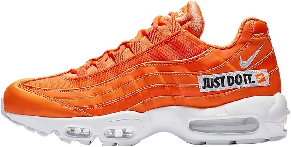 Nike Air Max 95 Se, Sneakers Basses Mixte, Multicolore (Total ...