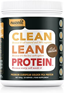 Clean Lean Protein Rich Chocolate 20 Serve - 500g