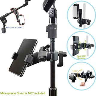 AccessoryBasics Music Boom Mic Microphone Stand...