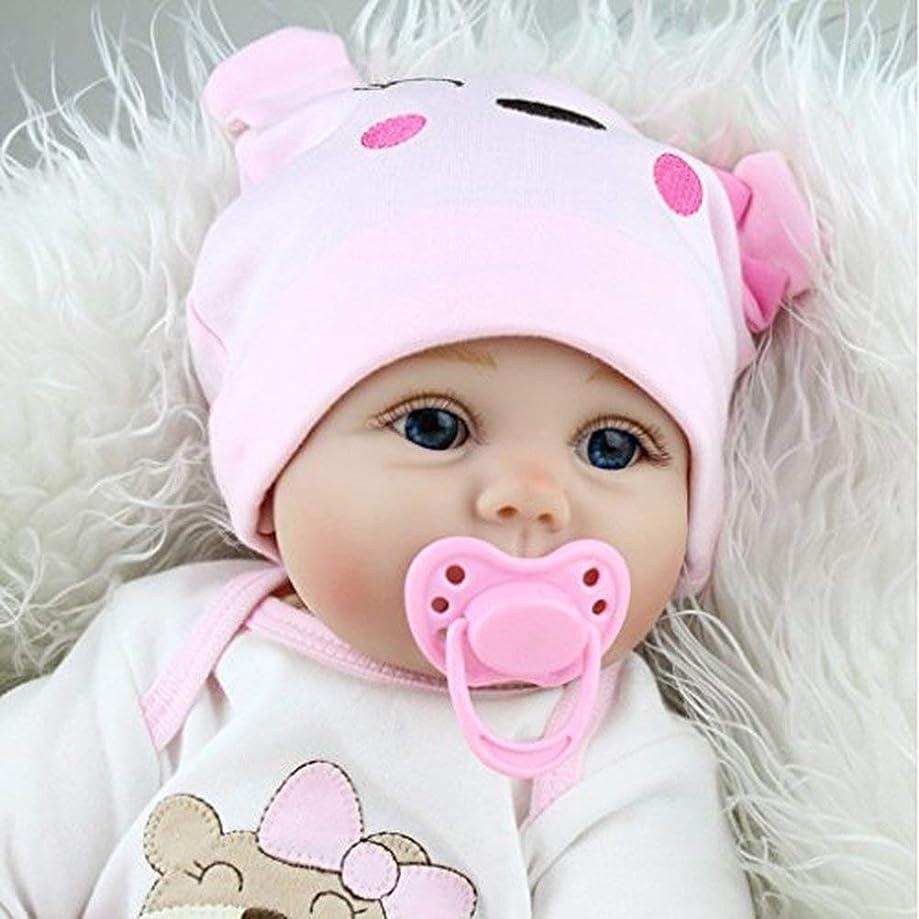ジョージバーナード節約バンカーCeRui 赤ちゃん リボーンドールデビュー ビニールリアル 赤ちゃんお世話セット リボーンベビー ドールソフトシリコ 気ラブリーリアル 人形セット 55センチ