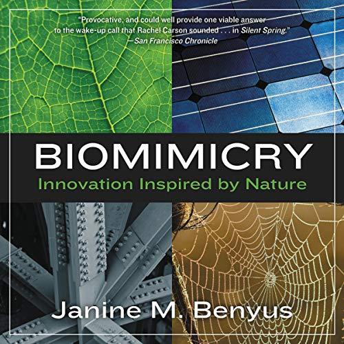 Biomimicry cover art