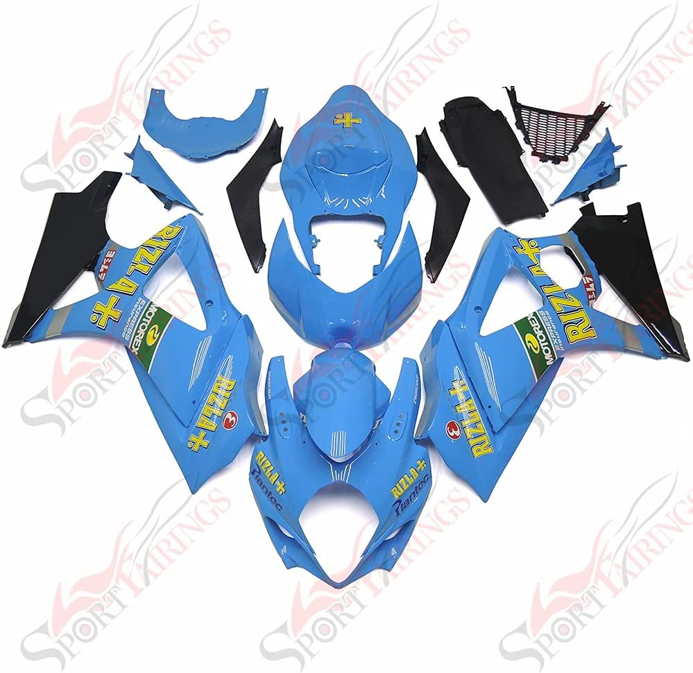Motorcycle Full Fairing Kit Fit For safety K Suzuki 1000 gsxr GSX-R1000 Large special price