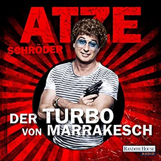 Der Turbo von Marrakesch cover art