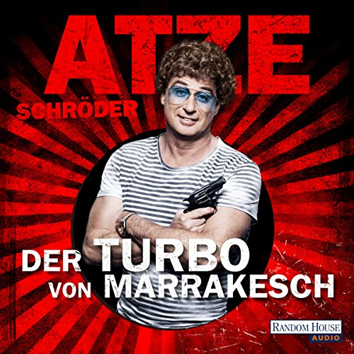 Der Turbo von Marrakesch audiobook cover art