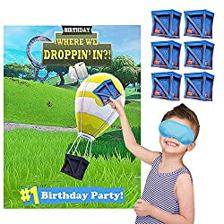 Were To Find All Fortnite Party Stand 24 Creative Fortnite Party Ideas Free Printables