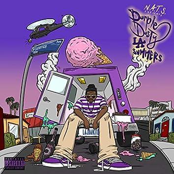 Purple Dusty L.A. Summers
