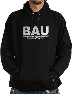 CafePress BAU Criminal Minds Hoodie (Dark) Sweatshirt