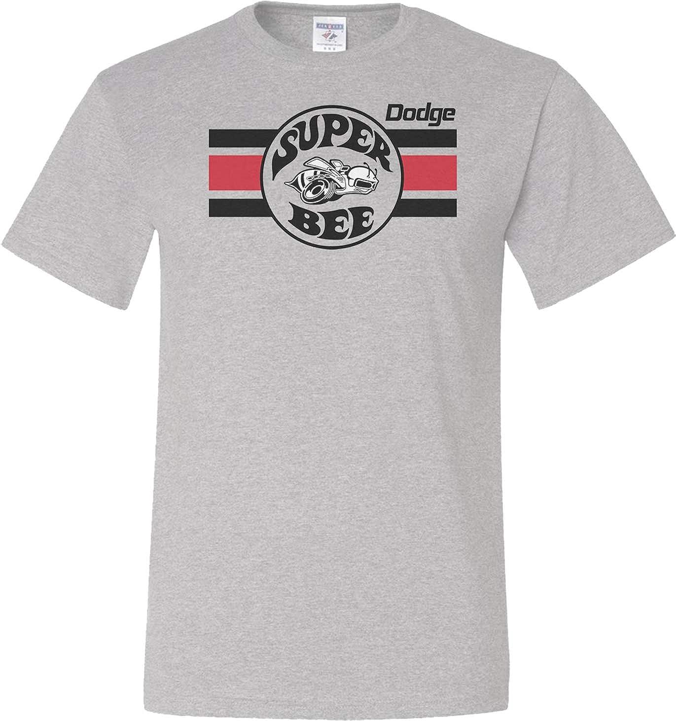 Dodge Super Bee Stripe Tall Shirt