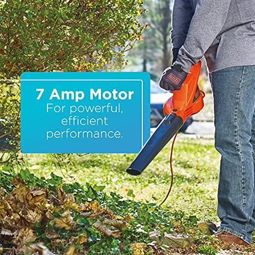 BLACK+DECKER LB700 Electric Leaf Blower