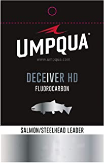 Umpqua Deceiver HD Salmon/Steelhead Fluoro Leader