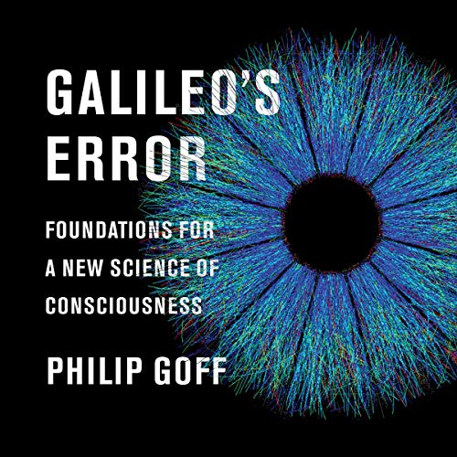 Couverture de Galileo's Error