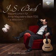 J.S. Bach: Klavierbuchlein Fur Anna-Magdalena Bach
